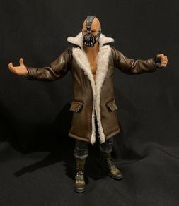 PB-LTC-BANE: 1/12 Bane Winter Coat for Mafex, Marvel Legends
