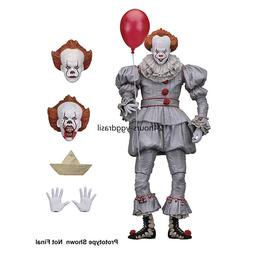 pennywise it action figure ultimate pennywise
