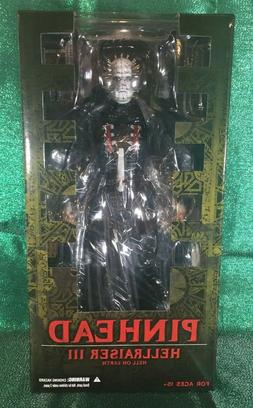 Mezco Pinhead Hellraiser 3 Hell On Earth 12 Inch Figure Horr