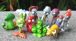 Plants vs Zombies 2 PVC 10x Toy Action Figures Set: Egypt Pr
