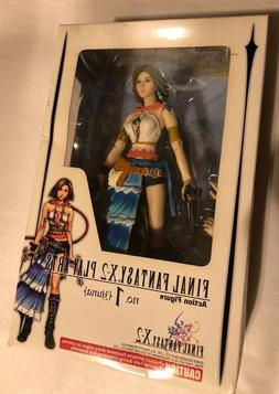 "Square Enix Play Arts Final Fantasy X-2 No. 1 ""Yuna"" 7in Act"