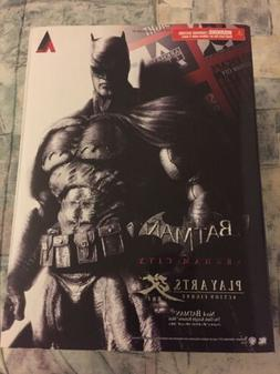 Play Arts Kai Batman Arkham City DARK KNIGHT RETURNS SKIN Ac