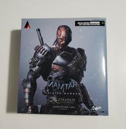 Square Enix Play Arts Kai DEATHSTROKE Batman Arkham Origins