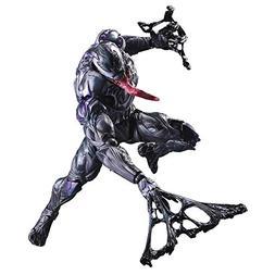 "Square Enix Play Arts Kai Venom ""Marvel Universe"" Action Fig"