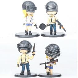 Playerunknown's Battlegrounds PUBG Action Figure Cake Topper