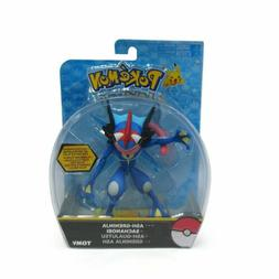 Pokémon Action Figure Ash Greninja TOMY Hero Articulated Po