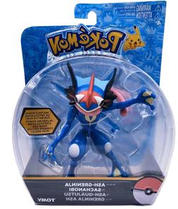 Tomy Pokémon Action Figure, Ash-Greninja Perfect for Gifts