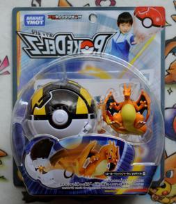 TOMY Pokemon Action Figure Charizard Pokemon Monster toy Per