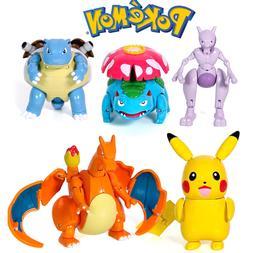 Pokemon <font><b>figures</b></font> toys anime figurine poke