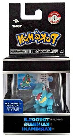 Pokemon Trainers Choice Piplup Action Figure with Display Ca