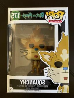 Funko Pop! Animation Rick and Morty Squanchy #175 Vinyl Figu