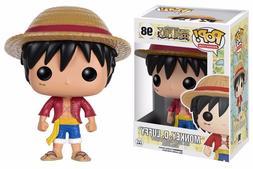 Funko Pop! Anime One Piece Luffy Vinyl Action Figure