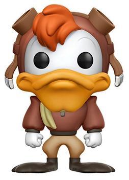 Funko POP Disney Dark Wing Duck Launchpad McQuack Action Fig