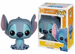 Funko Pop Disney: Lilo & Stitch - Stitch Seated Action Figur