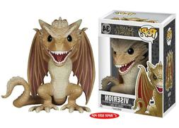 "Funko POP Game of Thrones: Viserion 6"" Action Figure  # 34"
