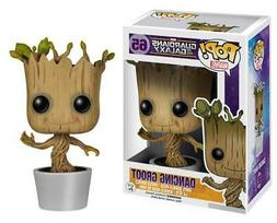 Funko POP! Marvel Guardians of the Galaxy Dancing Groot Bobb