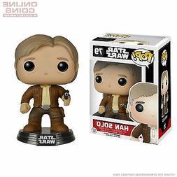 Funko POP STAR WARS Han Solo  Leia Nien Nunb Admiral Ackbar
