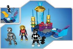 Power Ranger LOT MEGA BUILDING Bloks Construx Action Figure