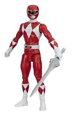 Power Rangers 12-inch Action Figure Red Ranger