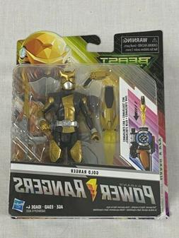 Power Rangers Beast Morphers Gold Ranger 6in Action Figure H