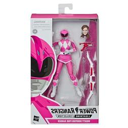 Power Rangers Beast Morphers Lightning Collection Pink Range