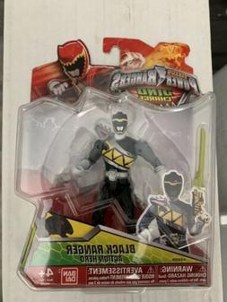 Power Rangers Dino Charge Black Ranger 5in
