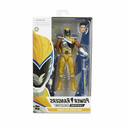 """Power Rangers Dino Charge Gold Ranger 6"""" Lightning Collectio"""