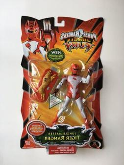 Power Rangers Jungle Fury Master TIGER RANGER with Sound Eff