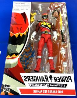 Power Rangers -Lightning Collection -Dino Charge Red Ranger
