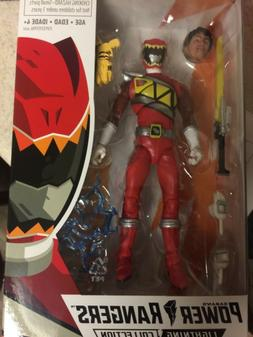 Hasbro Power Rangers Lightning Collection DINO CHARGE RED RA