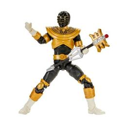 Power Rangers Lightning Collection Zeo Gold Ranger 6-Inch Ac