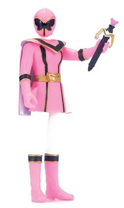 "Power Rangers 6"" Mystic Force MagiRanger Pink Ranger Action"