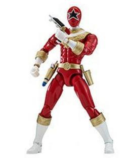 Bandai Power Rangers NEW * Red Ranger * Legacy Zeo 6-inch Ac