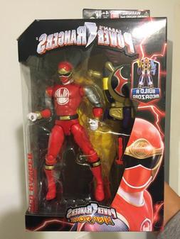 Power Rangers Ninja Storm Legacy three figures. Brand New. U