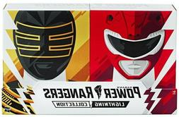 Power Rangers SDCC 2019 Ex Armored Red & Zeo Gold Figures Li