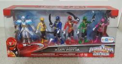 Power Rangers Super Megaforce 5-Inch Figure 6 Pack Bandai NE