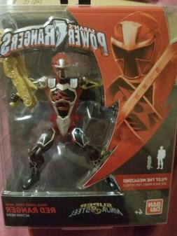 Power Rangers Super Ninja Steel Action Figures