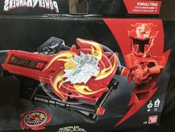Power Rangers Super Ninja Steel Lion Fire Morpher With Actio