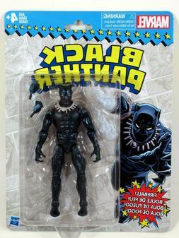 PRE ORDER! HASBRO Marvel Legends Vintage Black Panther 6-Inc