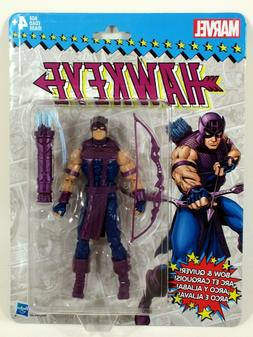 PRE ORDER! HASBRO Marvel Legends Vintage Hawkeye 6-Inch Acti