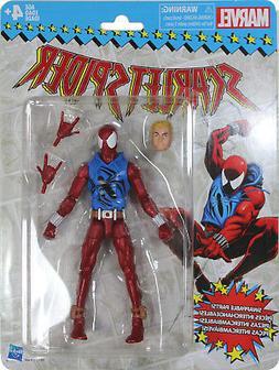PRE ORDER! HASBRO Marvel Legends Vintage Scarlet Spider-Man