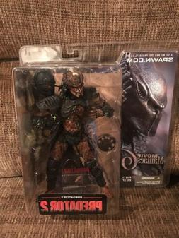 """Predator 2 """"PREDATOR 2"""" Movie Maniacs Series 6 action figure"""