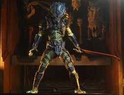 """NECA Predator 2 Ultimate Armored Lost Predator 7"""" Scale Ac"""
