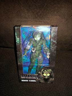 """Predator - 7"""" Scale Action Figure - 30th Anniversary Jungle"""