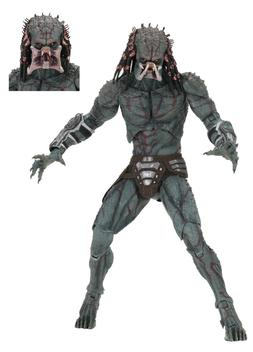 "NECA Predator Deluxe Armored Assassin 2018 7"" Scale Action"