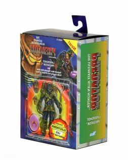"Predator Kenner Tribute LASERSHOT 7"" Scale Ultimate Action F"