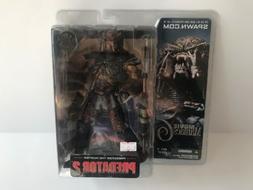 McFarlane Toys Predator the Hunter Alien and Predator Action