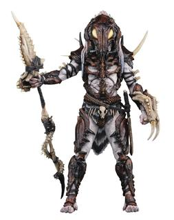 "NECA  PREDATOR Ultimate ALPHA Predator 100th Edition 7"" Acti"