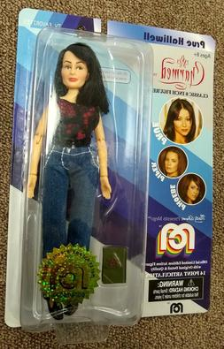 "Mego Prue Halliwell 8"" action figure Charmed 2018 Limited Ed"