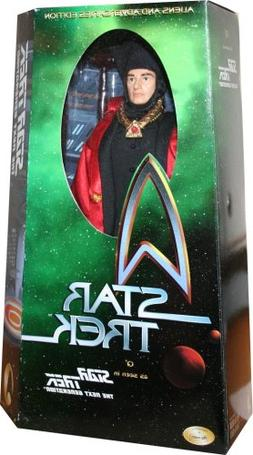 "12"" Q Star Trek The Next Generation * Aliens & Adversaries E"